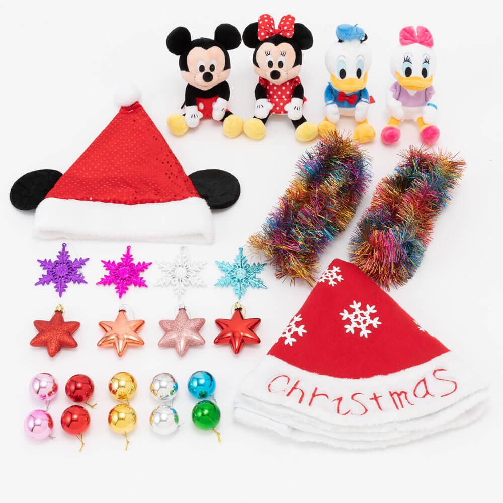 楽天市場】ディズニー/クリスマスツリーセット「スペシャルクリスマス