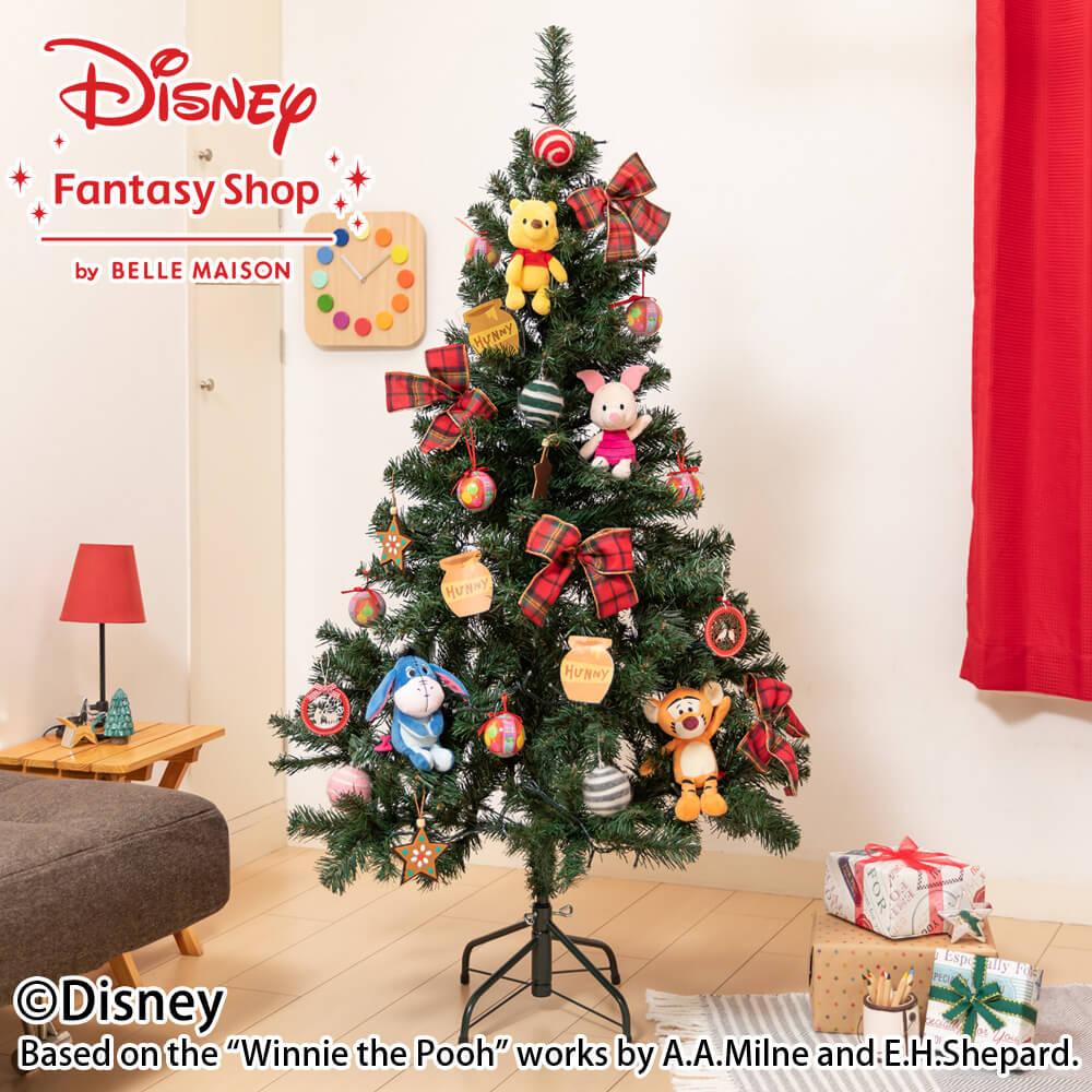 楽天市場】ディズニー/クリスマスツリーセット「100エーカーの森の