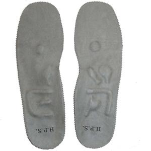 インソール[単品]★HPS-2C5 独自の突起のインソールで足ツボを刺激! ※靴のライニングの色に合わせています