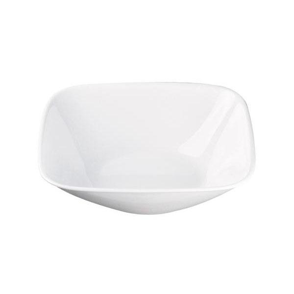 CP-8906 コレール ウインターフロストホワイト スクエア大ボウル J2348-N 5枚セット 【家事用品 レビュー投稿で次回使える2000円クーポン全員にプレゼント食器】