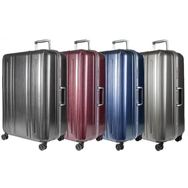 10000円以上送料無料 EVERWIN(エバウィン) 157センチ以内 超軽量設計 スーツケース BE LIGHT PREMIUM 68cm 94L 31229 ヘアラインブラック 【服飾雑貨 レビュー投稿で次回使える2000円クーポン全員にプレゼントバッグ】