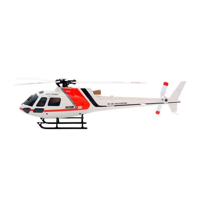 10000円以上送料無料 ハイテック XK製品 6CH ブラシレスモーター 3D6Gシステムヘリコプター AS350 K123 RTFキット 【文具・玩具 レビュー投稿で次回使える2000円クーポン全員にプレゼント玩具】