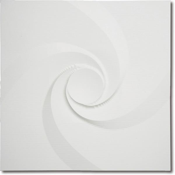 5000円以上送料無料 ユーパワー PLADEC ART プラデック ウォール アート エディ(ホワイト) PL-15001 【インテリア レビュー投稿で次回使える2000円クーポン全員にプレゼントその他インテリア】