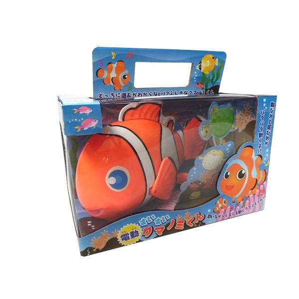 10000円以上送料無料 MT340 海のなかまたち すいすいクマノミくん 12個セット 【文具・玩具 レビュー投稿で次回使える2000円クーポン全員にプレゼント玩具】