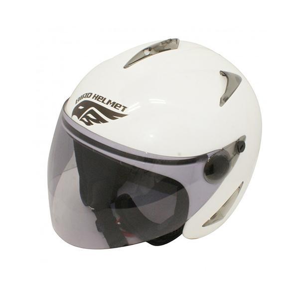 10000円以上送料無料 ダムトラックス(DAMMTRAX) BIRD HELMET ヘルメット PEARL WHITE 【スポーツ・アウトドア レビュー投稿で次回使える2000円クーポン全員にプレゼントカー・自転車】