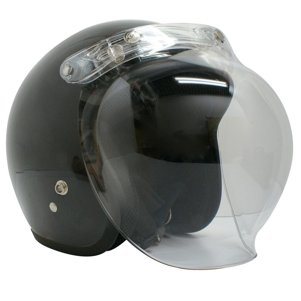 10000円以上送料無料 ダムトラックス(DAMMTRAX) バイクヘルメット BIGBOY MAX PEARL BLACK 【スポーツ・アウトドア レビュー投稿で次回使える2000円クーポン全員にプレゼントカー・自転車】