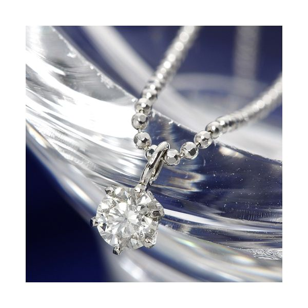 PT/0.15ctダイヤモンドプチネックレス ファッション ネックレス・ペンダント 天然石 ダイヤモンド レビュー投稿で次回使える2000円クーポン全員にプレゼント