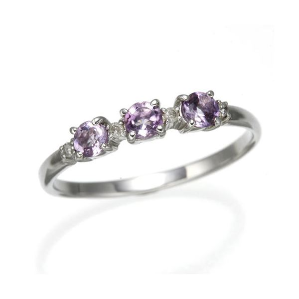 10000円以上送料無料 アメジストデザインリング 13号 指輪 ファッション リング・指輪 その他のリング・指輪 レビュー投稿で次回使える2000円クーポン全員にプレゼント