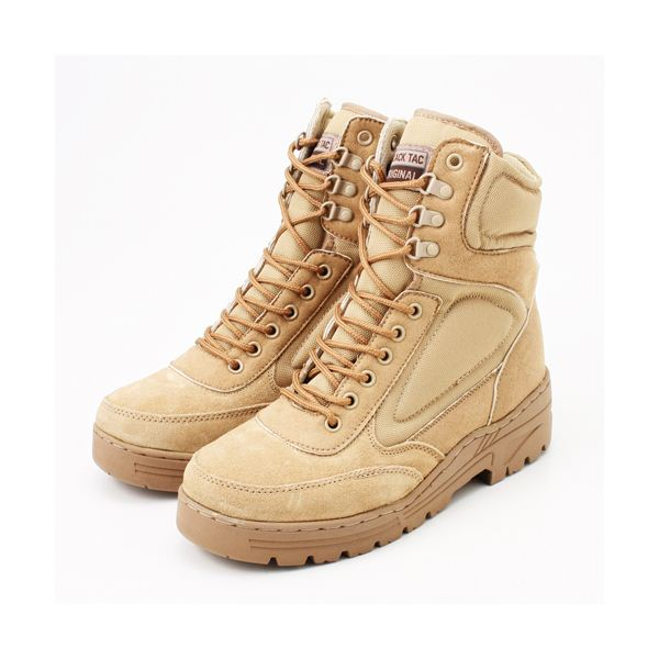 5000円以上 SWAT-10 サイドジッパーブーツ レプリカ 7W(25.0cm) ホビー・エトセトラ ミリタリー ブーツ・靴 レビュー投稿で次回使える2000円クーポン全員にプレゼント