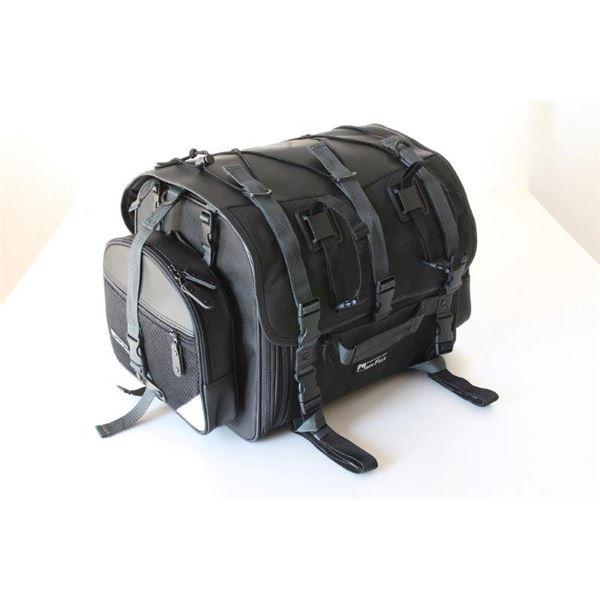 タナックス(TANAX) フィールドシートバッグ (ブラック) 生活用品・インテリア・雑貨 バイク用品 ツーリングバッグ・BOX レビュー投稿で次回使える2000円クーポン全員にプレゼント