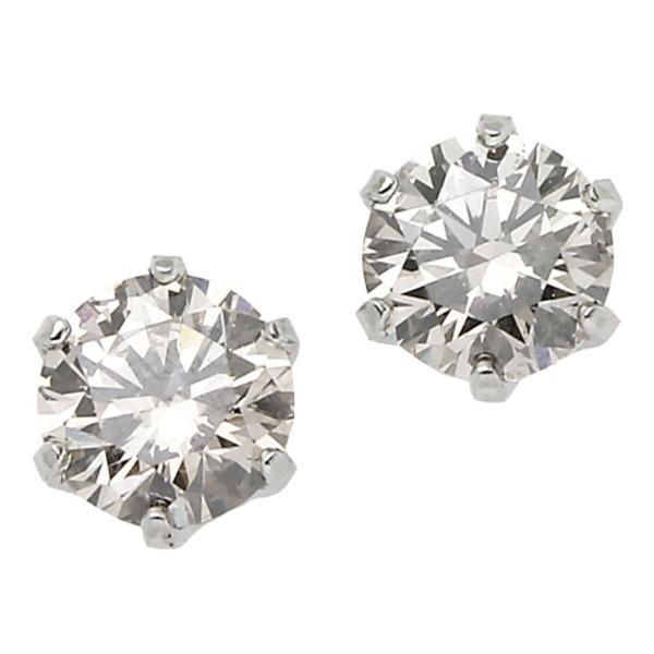 ダイヤモンドピアス 一粒 プラチナ Pt900 0.2ct スタッドピアス ファッション ピアス・イヤリング 天然石 ダイヤモンド レビュー投稿で次回使える2000円クーポン全員にプレゼント