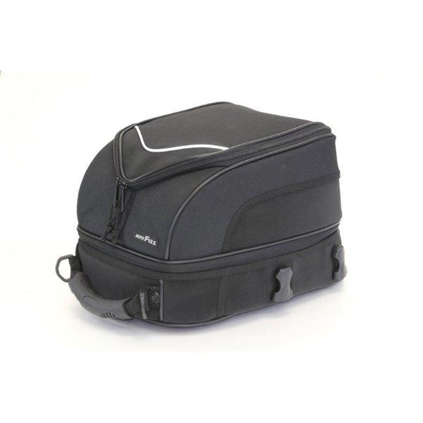 10000円以上送料無料 タナックス(TANAX) MFK-181 ツアラーシートバッグ ブラック 生活用品・インテリア・雑貨 バイク用品 ツーリングバッグ・BOX レビュー投稿で次回使える2000円クーポン全員にプレゼント