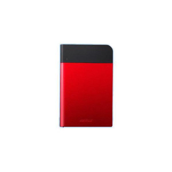 10000円以上送料無料 BUFFALO バッファロー ICカード対応MILスペック 耐衝撃ボディー防雨防塵ポータブルHDD レッド 1TB HD-PZN1.0U3-R HD-PZN1.0U3R AV・デジモノ パソコン・周辺機器 HDD レビュー投稿で次回使える2000円クーポン全員にプレゼント