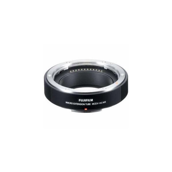 富士フイルム マクロエクステンションチューブ 18mm MCEX-18GWR AV・デジモノ カメラ・デジタルカメラ その他のカメラ・デジタルカメラ レビュー投稿で次回使える2000円クーポン全員にプレゼント