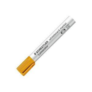 (業務用300セット) ステッドラー ルモカラーWBマーカー 351-4 オレンジ 生活用品・インテリア・雑貨 文具・オフィス用品 ホワイトボード・白板 レビュー投稿で次回使える2000円クーポン全員にプレゼント