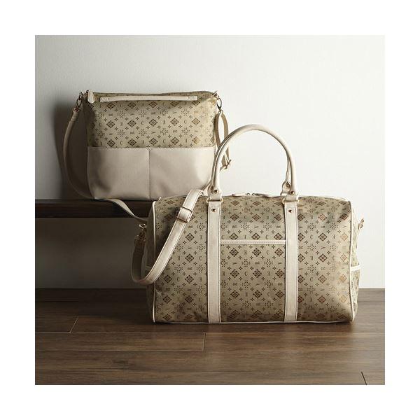ボストン&2WAYショルダー ゴールド K90910828 ファッション バッグ ボストンバッグ レビュー投稿で次回使える2000円クーポン全員にプレゼント