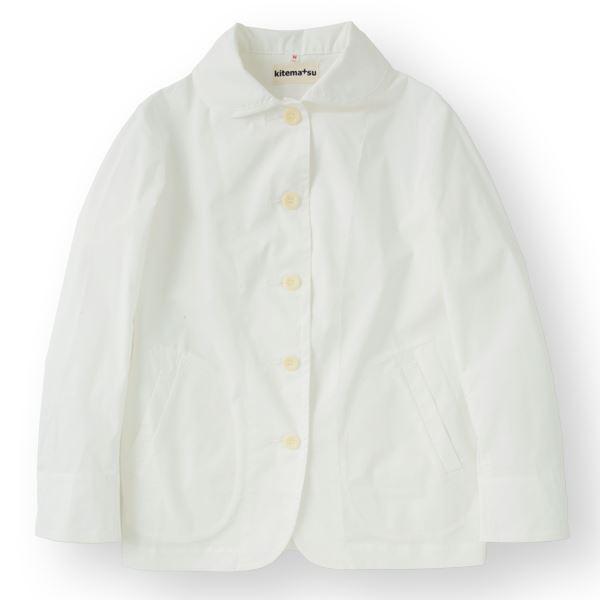 女性コックジャケットツイル ホワイト Lサイズ KMJ2771 1 ファッション トップス その他のトップス レビュー投稿で次回使える2000円クーポン全員にプレゼントOXZiukP