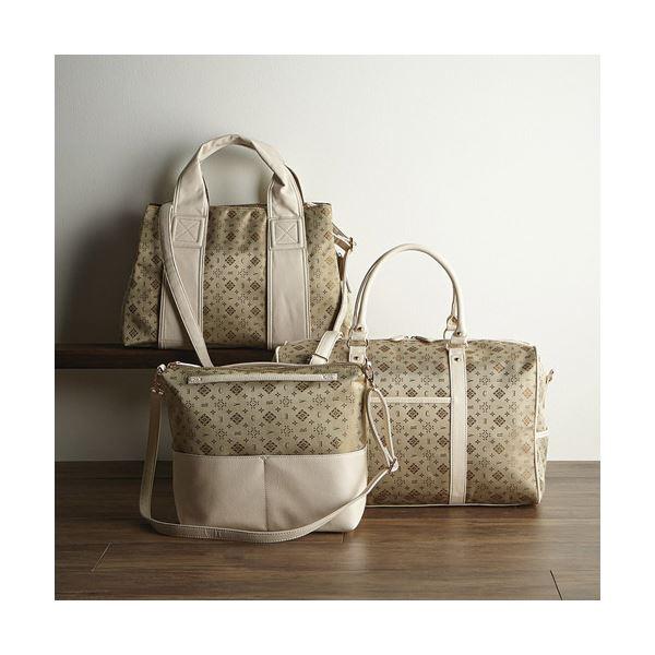 10000円以上送料無料 ボストン&ショルダー2点 ゴールド ファッション バッグ ボストンバッグ レビュー投稿で次回使える2000円クーポン全員にプレゼント