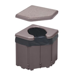 非常用ポータブルコーナートイレ 生活用品・インテリア・雑貨 トイレ用品 トラベルトイレ用品 レビュー投稿で次回使える2000円クーポン全員にプレゼント