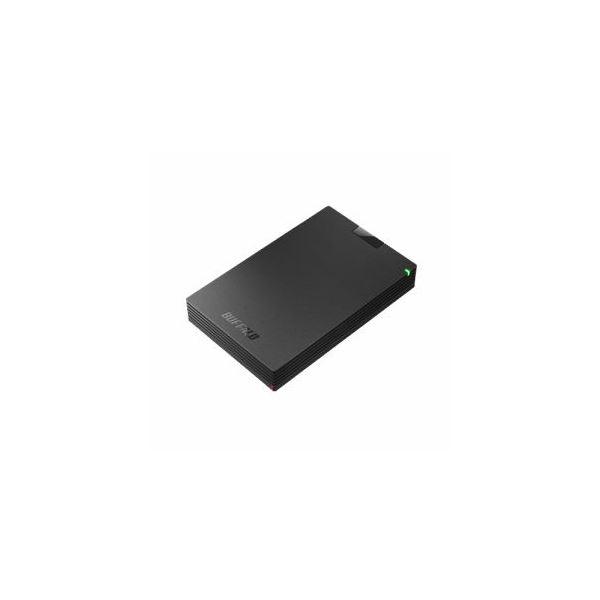 10000円以上送料無料 BUFFALO バッファロー ミニステーション USB3.1(Gen1)/USB3.0 ポータブルHDD 2TB ブラック HD-PCG2.0U3-GBA AV・デジモノ パソコン・周辺機器 HDD レビュー投稿で次回使える2000円クーポン全員にプレゼント