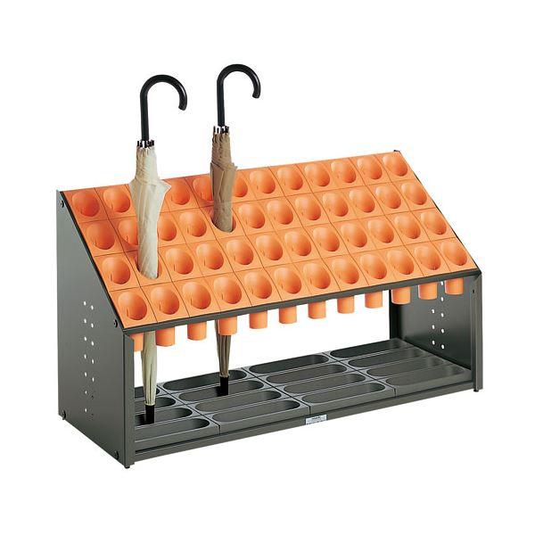テラモト 傘立 UB-285-148-7 オレンジ 生活用品・インテリア・雑貨 日用雑貨 傘たて レビュー投稿で次回使える2000円クーポン全員にプレゼント