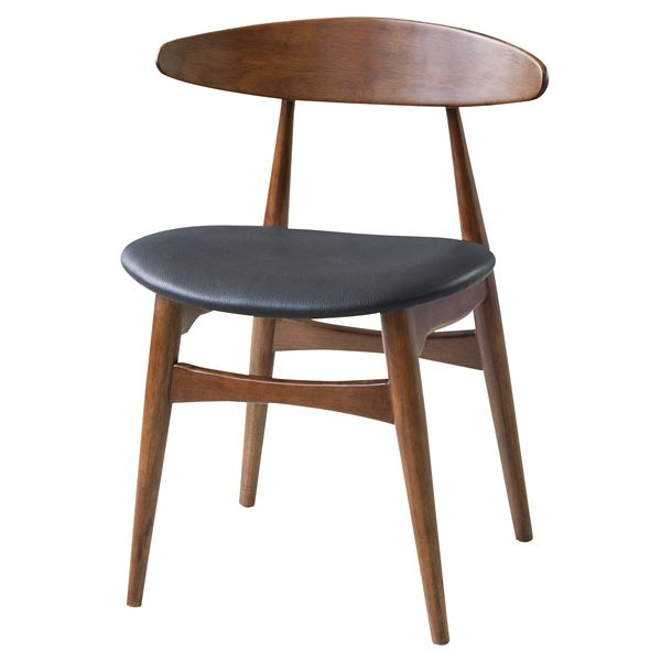 (2脚セット)東谷 ダイニングチェア 【Oscar】オスカー 木製(天然木) VET-630 生活用品・インテリア・雑貨 インテリア・家具 椅子 ダイニングチェア レビュー投稿で次回使える2000円クーポン全員にプレゼント