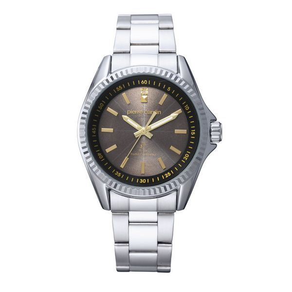 【送料無料】pierre cardin(ピエール・カルダン) ソーラー電波時計 ゴールド PC-791 ファッション 腕時計 その他の腕時計 レビュー投稿で次回使える2000円クーポン全員にプレゼント