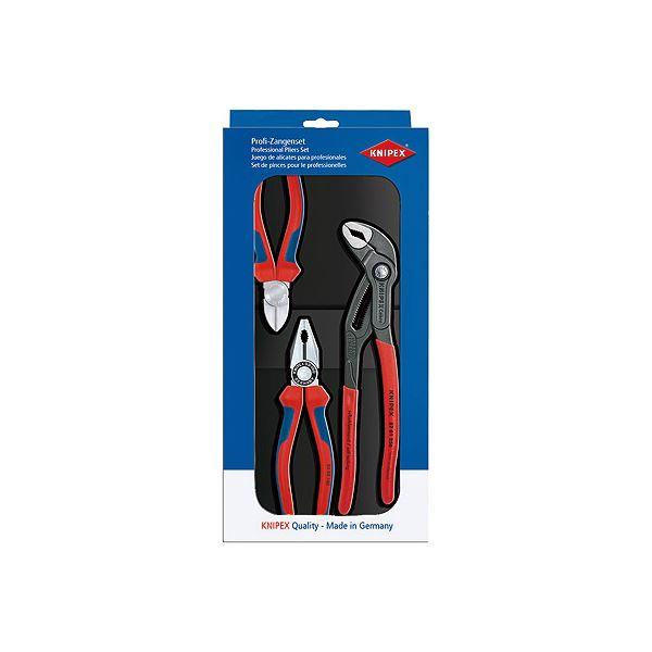 10000円以上送料無料 KNIPEX(クニペックス)002009V01 プライヤーセット スポーツ・レジャー DIY・工具 その他のDIY・工具 レビュー投稿で次回使える2000円クーポン全員にプレゼント