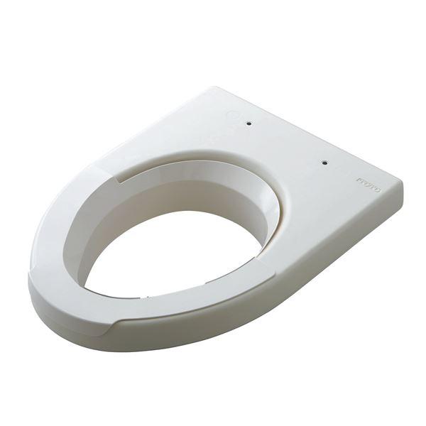 TOTO 補高便座 補高便座(2)レギュラーサイズ補高5cm EWC440R EWC440R 生活用品・インテリア・雑貨 トイレ用品 その他のトイレ用品 レビュー投稿で次回使える2000円クーポン全員にプレゼント