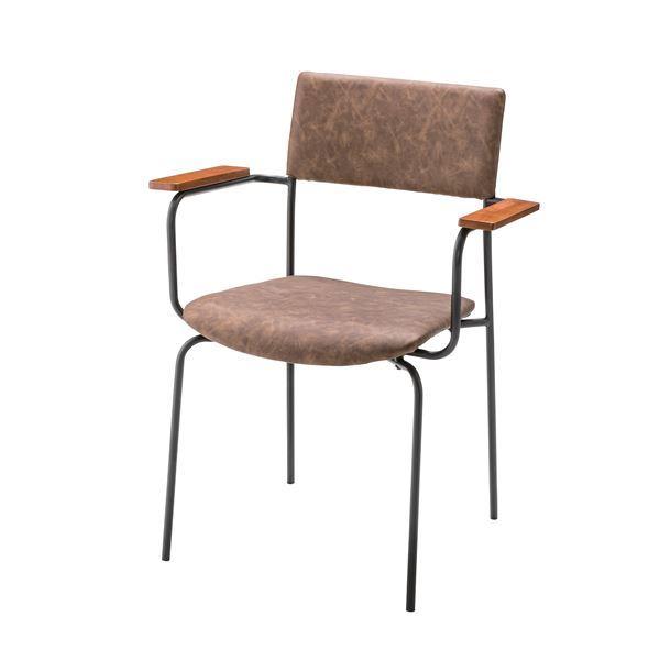 10000円以上送料無料 (2脚セット) アームチェア TEC-60 生活用品・インテリア・雑貨 インテリア・家具 椅子 その他の椅子 レビュー投稿で次回使える2000円クーポン全員にプレゼント