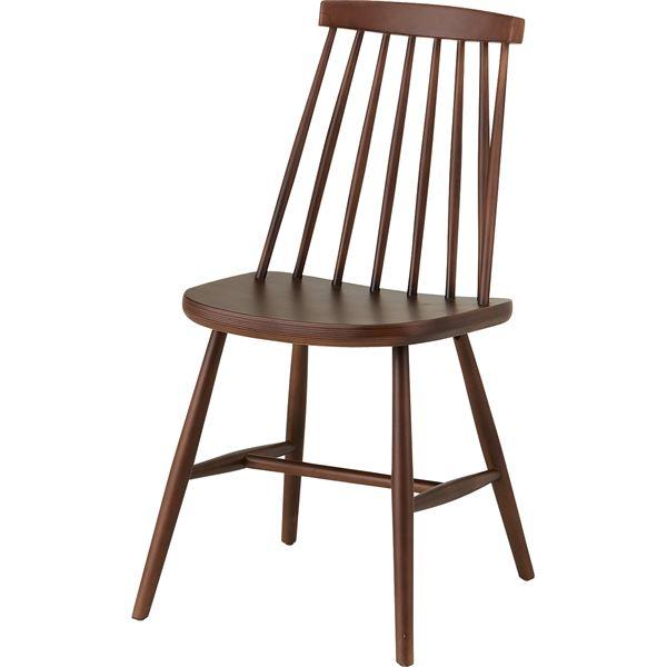 10000円以上送料無料 (2脚セット)東谷 ダイニングチェア 木製(天然木) CL-311BR ブラウン 生活用品・インテリア・雑貨 インテリア・家具 椅子 ダイニングチェア レビュー投稿で次回使える2000円クーポン全員にプレゼント