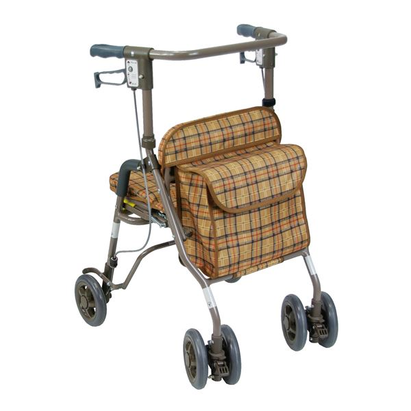 10000円以上送料無料 島製作所 歩行車 シンフォニーSP CLブラウン ダイエット・健康 健康器具 車椅子 レビュー投稿で次回使える2000円クーポン全員にプレゼント
