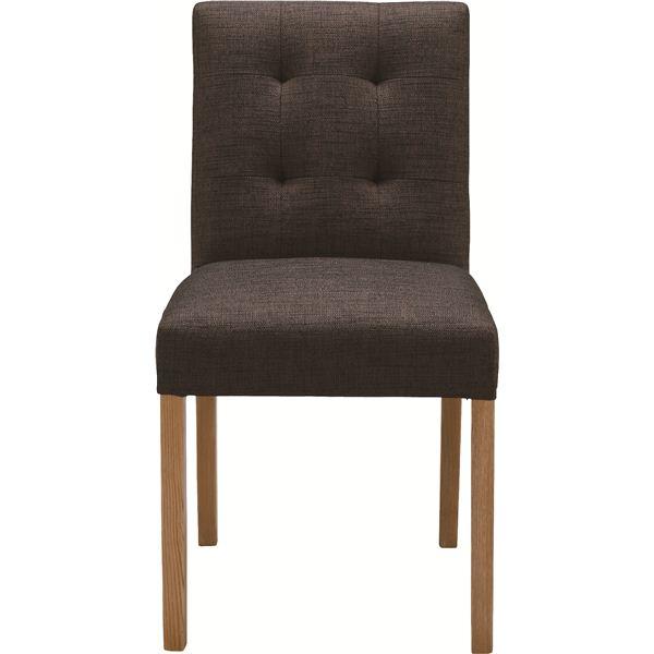 10000円以上送料無料 (2脚セット)東谷 ダイニングチェア 木製(天然木) CL-812CBR ブラウン 生活用品・インテリア・雑貨 インテリア・家具 椅子 ダイニングチェア レビュー投稿で次回使える2000円クーポン全員にプレゼント