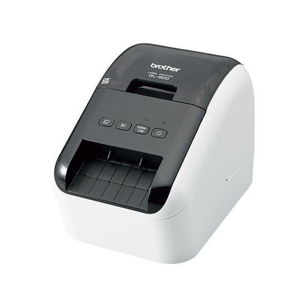 ブラザー工業 感熱ラベルプリンター QL-800 AV・デジモノ プリンター プリンター本体 レビュー投稿で次回使える2000円クーポン全員にプレゼント