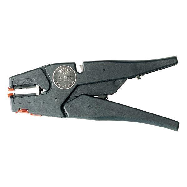 KNIPEX(クニペックス)1250-200 ワイヤーストリッパー スポーツ・レジャー DIY・工具 その他のDIY・工具 レビュー投稿で次回使える2000円クーポン全員にプレゼント