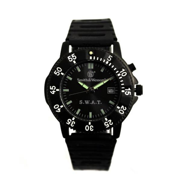 S Mith & We SSon ミリタリー&タクティカルウォッチ 「 S.W.A.T」(スワット) GT SW6624 ラバーベルト ファッション 腕時計 メンズ(男性) レビュー投稿で次回使える2000円クーポン全員にプレゼント