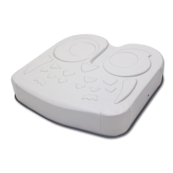 加地 座位保持クッション アウルREHA (2)ハイ OWL22-BK1-4040 生活用品・インテリア・雑貨 インテリア・家具 クッション レビュー投稿で次回使える2000円クーポン全員にプレゼント