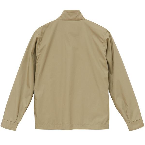 10000円以上 テカリを抑えた綿混・撥水加工、防風加工、裏地付スウィンブトップジャケット ベージュ XL ファッション トップス ジャケット メンズジャケット レビュー投稿で次回使える2000円クーポン全員にプレゼント