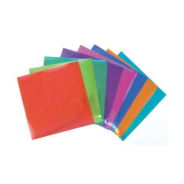 (業務用20セット) クラサワ ホイルカラーおりがみ 100枚 T1562 黄緑 生活用品・インテリア・雑貨 文具・オフィス用品 ノート・紙製品 おりがみ レビュー投稿で次回使える2000円クーポン全員にプレゼント