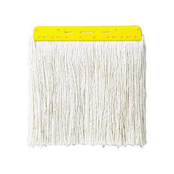 【送料無料】(まとめ)TRUSCO モップ 黄色K-E8-300-Y 1個【×20セット】 生活用品・インテリア・雑貨 日用雑貨 掃除用品 レビュー投稿で次回使える2000円クーポン全員にプレゼント