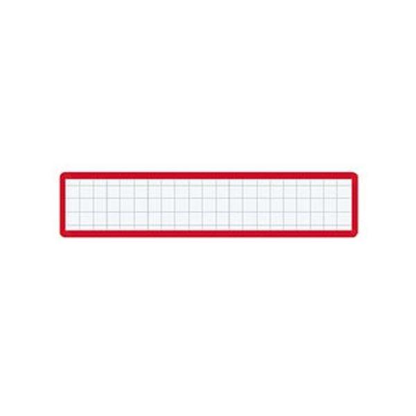 (まとめ)コクヨ マグネット見出し19×105mm 赤 マク-411R 1セット(10個)【×10セット】 生活用品・インテリア・雑貨 文具・オフィス用品 マグネット・磁石 レビュー投稿で次回使える2000円クーポン全員にプレゼント