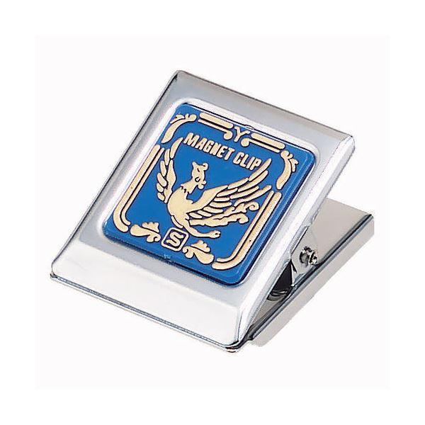 (まとめ) ソニック マグネットクリップ 大口幅44mm 青 CP-63B 1個 【×30セット】 生活用品・インテリア・雑貨 文具・オフィス用品 マグネット・磁石 レビュー投稿で次回使える2000円クーポン全員にプレゼント