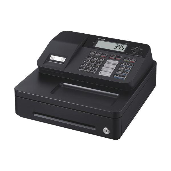 カシオ Bluetoothレジスター ブラック SR-G3-BK 1台 生活用品・インテリア・雑貨 文具・オフィス用品 レジスター レビュー投稿で次回使える2000円クーポン全員にプレゼント