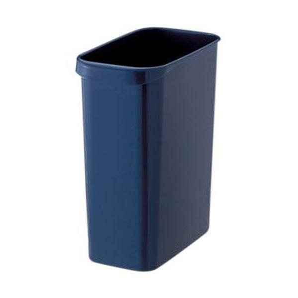(まとめ)TANOSEE くず入れ 角型 12Lダークブルー 1個【×20セット】 生活用品・インテリア・雑貨 日用雑貨 ゴミ箱 レビュー投稿で次回使える2000円クーポン全員にプレゼント
