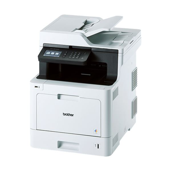 10000円以上送料無料 ブラザー JUSTIOカラーレーザー複合機 A4 MFC-L8610CDW 1台 AV・デジモノ プリンター 複合機 レビュー投稿で次回使える2000円クーポン全員にプレゼント