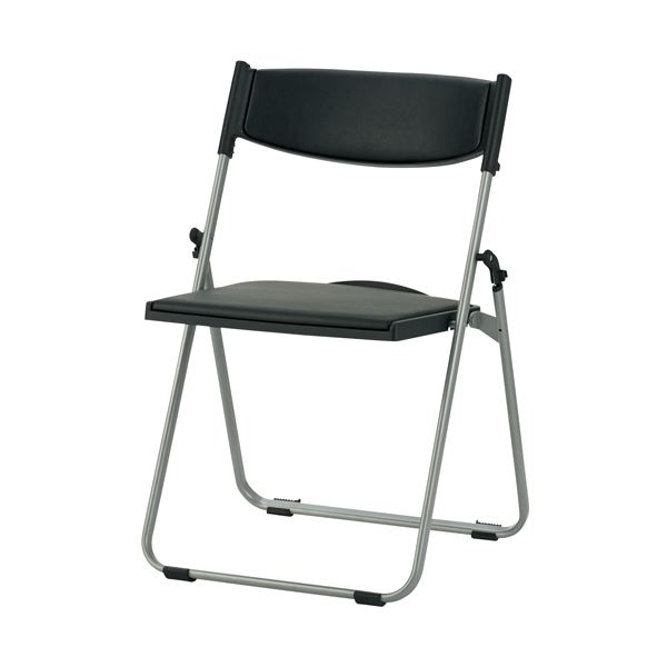 10000円以上送料無料 TOKIO 折畳イス NFA-750 背座パッド付 ブラック 生活用品・インテリア・雑貨 インテリア・家具 椅子 その他の椅子 レビュー投稿で次回使える2000円クーポン全員にプレゼント