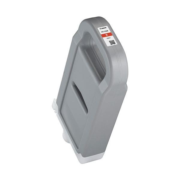 キヤノン インクタンクPFI-1700R レッド 700ml 0783C001 1個 AV・デジモノ パソコン・周辺機器 インク・インクカートリッジ・トナー インク・カートリッジ キャノン(CANON)用 レビュー投稿で次回使える2000円クーポン全員にプレゼント