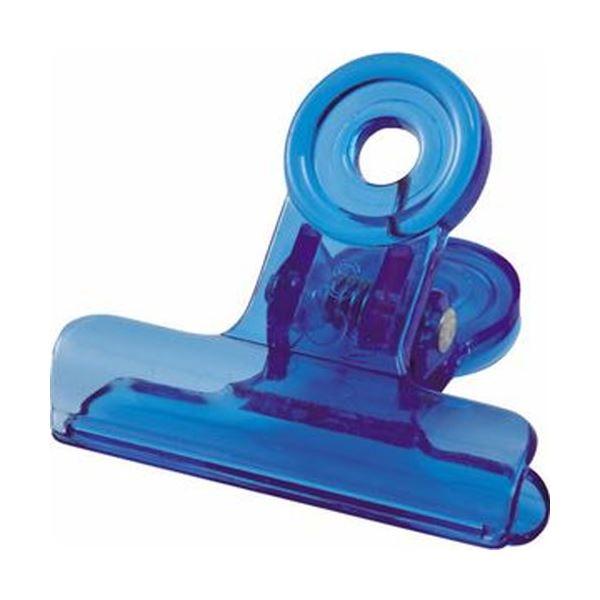(まとめ)TRUSCO ポリカクリップ 38mm青 PC20-B 1袋(20個)【×20セット】 生活用品・インテリア・雑貨 文具・オフィス用品 クリップ レビュー投稿で次回使える2000円クーポン全員にプレゼント