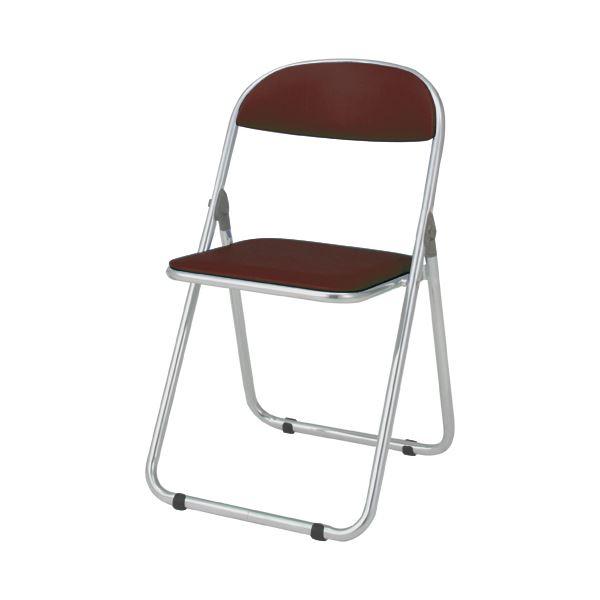 10000円以上送料無料 ジョインテックス 折畳イス FO-22A ブラウン アルミパイプ 生活用品・インテリア・雑貨 インテリア・家具 椅子 その他の椅子 レビュー投稿で次回使える2000円クーポン全員にプレゼント