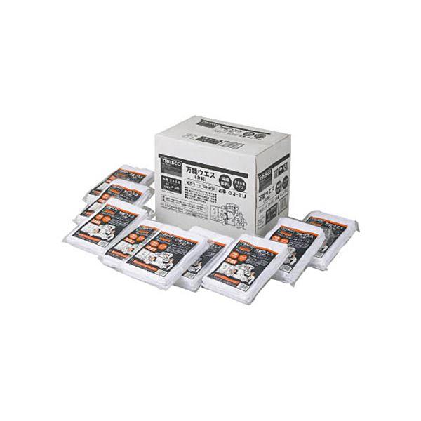 TRUSCO 万能ウエスシートサイズ290×200mm ホワイト GJ-TU 1箱(240枚) 生活用品・インテリア・雑貨 日用雑貨 掃除用品 レビュー投稿で次回使える2000円クーポン全員にプレゼント